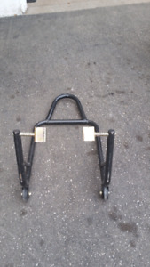 Motorcycle stand