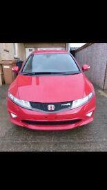 Honda Civic Xenon Headlights only!!