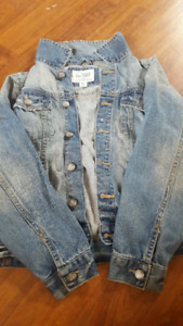 Boys size 7/8 Denim Jacket