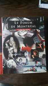 Livres de collection hockey - Maurice Richard & Le Forum