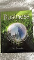 Business Text book University of Windsor $150