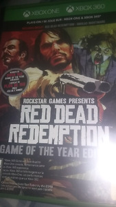 Read dead redemption game of year edition