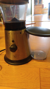 PC coffee bean grinder