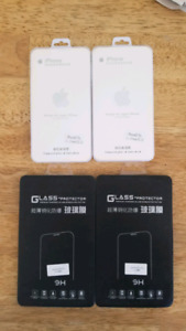 4pcs tempered glass protectors for iPhone 5/5c/5s (high quality)
