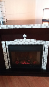 Fire Place TV with Stand ETC..