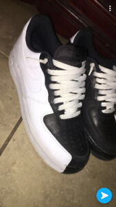 Air Force 1 off of goat website