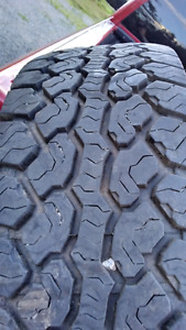Set of 4 good tires
