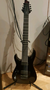 LH Schecter 8 string. Taking serious offers only!