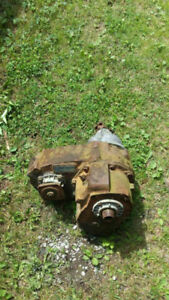 Transfer case 70s GM