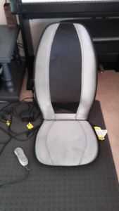 Homedics Electric Remote Control Chair Massager