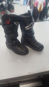 Bottes Mx Alpinstar Tech3 Enfant **NEUF**#36-721950