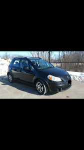 Suzuki 2009 SX4 AWD Hatchback Michelin X-ice Snow Tires