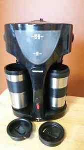 Toastess 15 oz. (450 ml) Twin Coffee Maker St. John's Newfoundland image 1