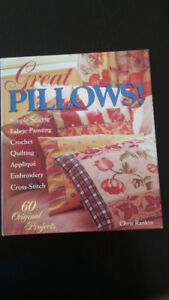 Great pillows! 60 Original Projects