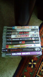 PS3 games with CD