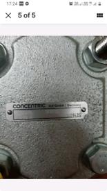 Hydraulic pump - BN Concentric F12 Ferra Hydraulic gear pump 33cm