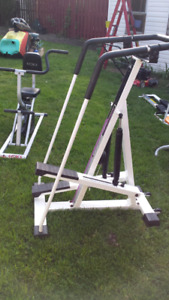 Package deal exercise equipment 250 for all 4