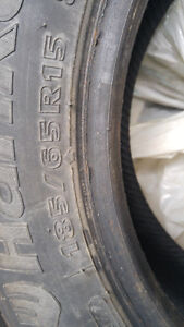 15 inch studded winter tire St. John's Newfoundland image 1