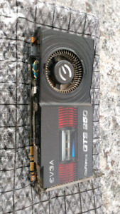 EVGA nVidia GeForce GTS 250