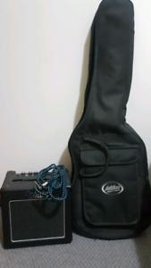 Guitar plus AMP and Cord