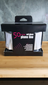 50 Meter RTX Wireless Phone Line And One Extension Unit