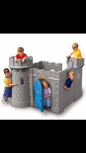 New Huge Little Tikes Play-structure!