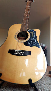 Mint 12 string guitar, solid wood - price reduced !!! Kitchener / Waterloo Kitchener Area image 4