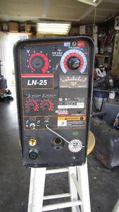 Lincoln LN-25  Suitcase Mig Wire Feed Welder Certified