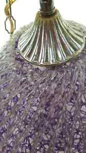 Purple Chandelier London Ontario image 3