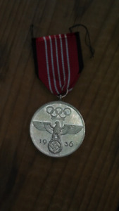 Medaille allemand  militaire militaria military ( reserve )