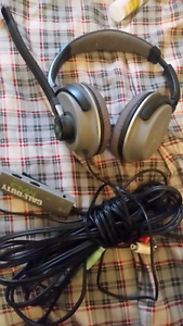 TURTLE BEACH HEADSET FOR XBOX 360 (MAYBE ONE)
