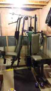 Weider Pro 9640 Multi Station Exercise Equipment London Ontario image 2