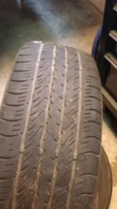 Falken all season 195/60R14 tires