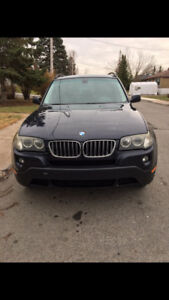 BMW X3 6 Cylindres