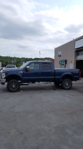 2008 F-350 LIFTED LARIAT