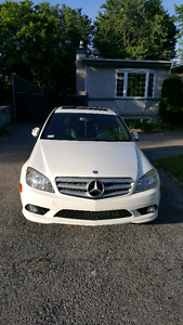 Mercedes c 230 4 matic 2008