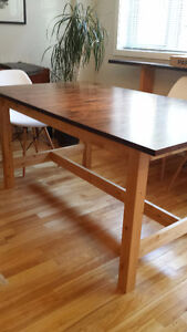 Table extensible / Extendible table