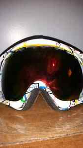 Oakley Crowbar snow board/ski goggle