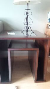 End Table - solid wood