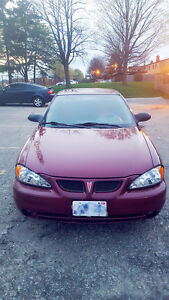 Pontiac for SALE $500 ASAP