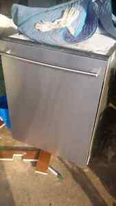 Lg dish washer stainless