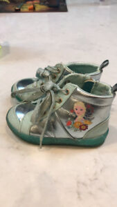 Disney Anna Elsa shoes size 7