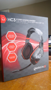 HC3 Stereo Gaming Headset
