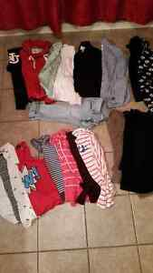 Lot linge x small et small  35$