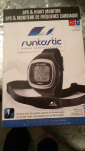 Brand new Runtastic Gps &Heart monitor watch