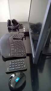 Microsoft Sculpt Ergonomic Keyboard and Mouse