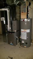 The heating ninja- furnace specials, humidifiers,  hrv