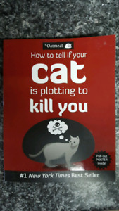 The Oatmeal: how to tell if your cat is trying to kill you