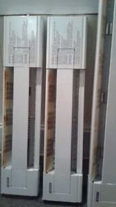 15 A Electrical Baseboard Convection Heaters with thermostats Peterborough Peterborough Area image 2