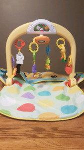 Fisher price 3 in 1 car play mat